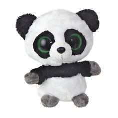 YooHoo and Friends Ring Ring the 5 Inch Plush Panda by Aurora at Stuffed Safari