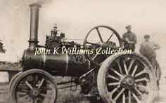 Robey Traction Engine 34123, Steam Traction Engine Photograph in Collectables, Transportation, Agricultural/ Industrial | eBay