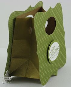 Top Note Gift Bag