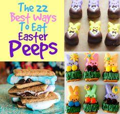 The 22 Best Ways To Eat Easter Peeps http://www.buzzfeed.com/rachelysanders/the-best-ways-to-eat-easter-peeps-recipes#.rhml9eK8M7