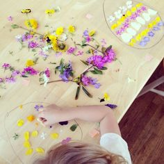 Easter Egg Suncatcher Craft for Kids with Spring Flowers