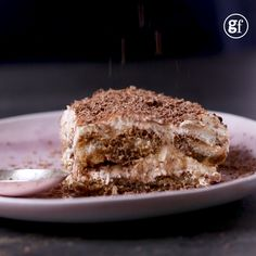 Best ever tiramisu This super simple Italian dessert actually benefits from being made ahead, allowing all the lovely flavours to mingle Italian Desserts, Sweet Desserts, Sweet Recipes, Delicious Desserts, Cake Recipes, Dessert Recipes, Just Desserts, Tiramisu Dessert, Bbc Good Food Recipes