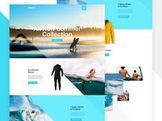 9859ed315cdf8 358 Best pretty websites  3 images   Website layout, Layout design ...
