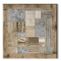 Caja con 1.49 m2. 55 x 55 cm. Tráfico semi-intenso. Color beige. Tecnología Digital.