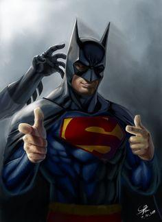 Superman's_Profile_picture by Agustinus.deviantart.com