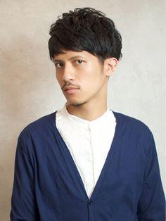 BEKKU hair salon 【ベック ヘアサロン】 爽やかマッシュ、ツーブロックショート!黒髮で男度アップ!!