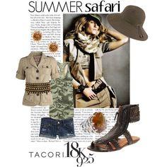 TACORI - Summer safari, created on #polyvore