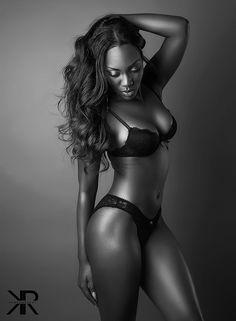 Black Sexy girls dark