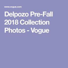 Delpozo Pre-Fall 2018 Collection Photos - Vogue