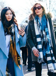 FWAH2015 Street looks from London Fashion Week Fall/Winter 2015-2016 31