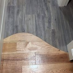 Good Ideas For Curved Tile To Wood Floor Transition