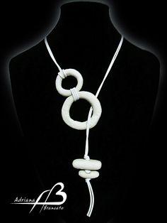 Colgante anillas (Necklace)