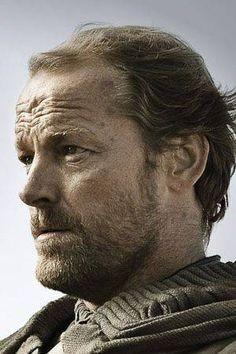 Iain Glen Ser Jorah Mormont,