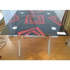 Мебель Лирика 800 х 800 х 770 мм cтол обеденный