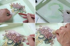 Decoupage, Plastic Cutting Board, Projects To Try, Diy, Crafts, Inspiration, Tutorials, Biblical Inspiration, Manualidades