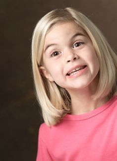 cool mid length haircuts little girl - Google Search...