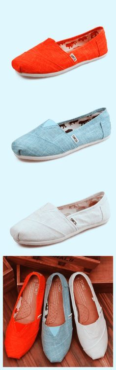 TOMS shoes outlet! More than half off!$19.99 only $12 ,Repin It and Get it immediately!Special price time: from Nov-1 To Nov-20
