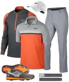 What Rory Would Have Worn : The Open Championship 2015 - Thursday (Discount Gold World)