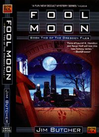 3: FOOL MOON by Jim Butcher. Book #2 in The Dresden Files. I listened to this one for much longer stretches than the first, which I guess means it kept me more intrigued. -1 point for excessive gore, but that comes with the territory in a novel about werewolves. 7.5/10