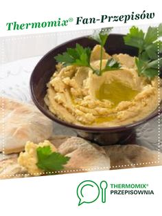 Hummus jest to przepis stworzony przez użytkownika Thermomix. Ten przepis na Thermomix<sup>®</sup> znajdziesz w kategorii Sosy/Dipy/Pasty na www.przepisownia.pl, społeczności Thermomix<sup>®</sup>.