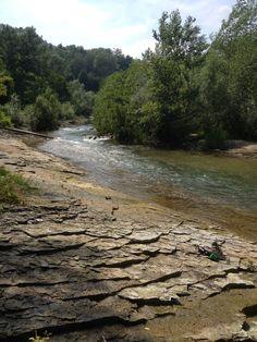 il fiume della mia valle