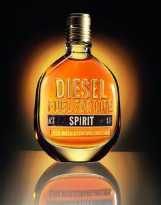 161- Fuel For Life Spirit - Diesel (for men)