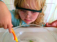 STEM for Preschoolers + Love to Learn Linky (#6) - Left Brain Craft Brain Good.