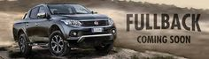NEW FIAT FULLBACK www.isellcarz.co.za For more information email contactus@isellcarz.co.za