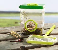 Für alle #Hobbywissenschaftler! #Insektenforscher-Set für €9,95 von #Tchibo