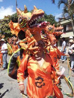 Carnavales en riosucio