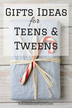Great gift and stocking stuffer Ideas for Teens and Tweens. #giftsteens #giftstweens #giftideas