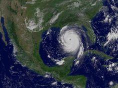 Photos: Hurricane Katrina From Space