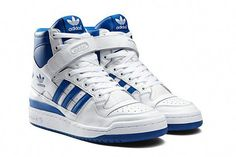 low priced a8a8c eb997 ADIDAS ORIGINALS FORUM HI OG (30TH ANNIVERSARY)  adidasbasketballshoes  Adidas Mid Tops, Tenis