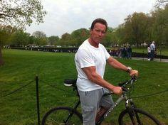 Schwarzenegger Bicycle
