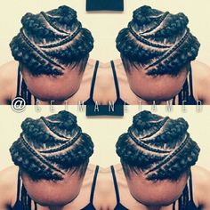 Cornrows Hairstyle 71
