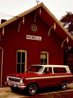 1975 Jeep Cherokee ♥♥♥