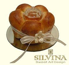 Honey Challah   Rosh Hashana   Silvina Alta Reposteria