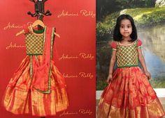 Benaras Lehenga by Ashwini Reddy - Indian Dresses