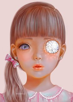Amazing artist and gallery... i could look at her art all day!!! *Eyemond by Saccstry on deviantART*