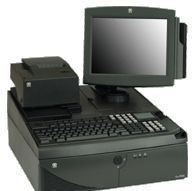 Parts of a POS Cash Register System