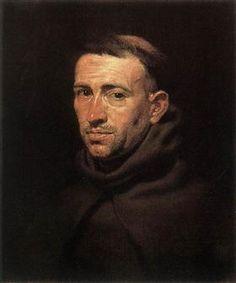 Head of a Franciscan Friar - Peter Paul Rubens