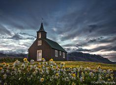 Church - Brautarholt Kjalarnes Iceland -