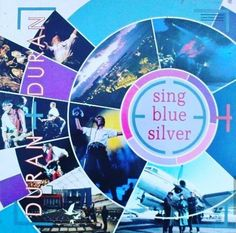 Sing Blue Silver