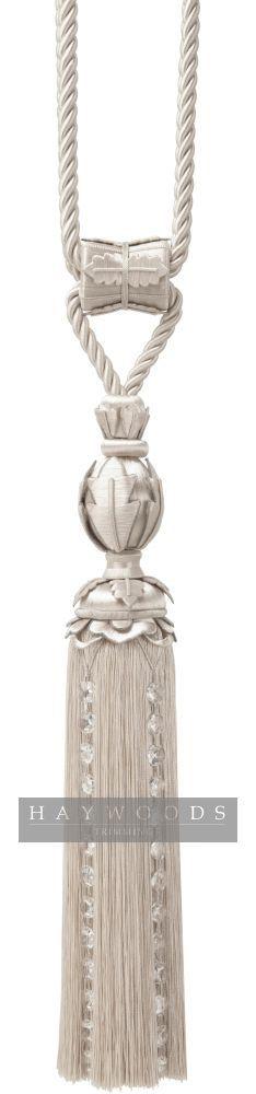 Single tassel tieback | Haywoods Trimmings