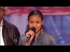 ▶ Maurice & Shanice Hayes, St. Louis Auditions ~ AGT 2012 - YouTube