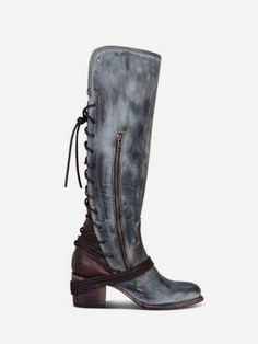 They are beautiful, lovable and affordable. You deserve it! Wedge Ankle Boots, Mid Calf Boots, Thigh High Boots, High Heel Boots, Leather Ankle Boots, Combat Boots, Shoe Boots, Metallic High Heels, Cheap Boots