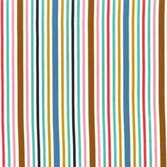 Michael Miller Fabrics - Bake Shop - Patty Sloniger - Awning Stripes in Cupcake - Fabric By The Half Yard Shop Awning, Printing On Tissue Paper, Stash Fabrics, Etsy Fabric, Michael Miller Fabric, Art Gallery Fabrics, Modern Fabric, Stripes, Cupcake