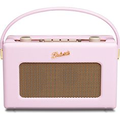 Roberts Radio in Candy Pink...