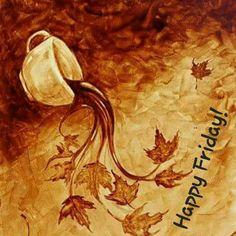 Fall Coffee... preeetttyyyyy