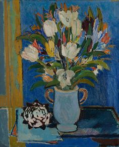 Miss Moss, Tove Jansson, Classic Paintings, Moomin, All The Colors, Collage Art, Still Life, Folk Art, Oil On Canvas
